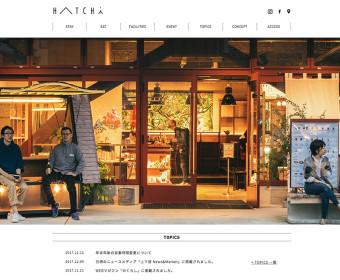 HATCHi金沢WEBサイト